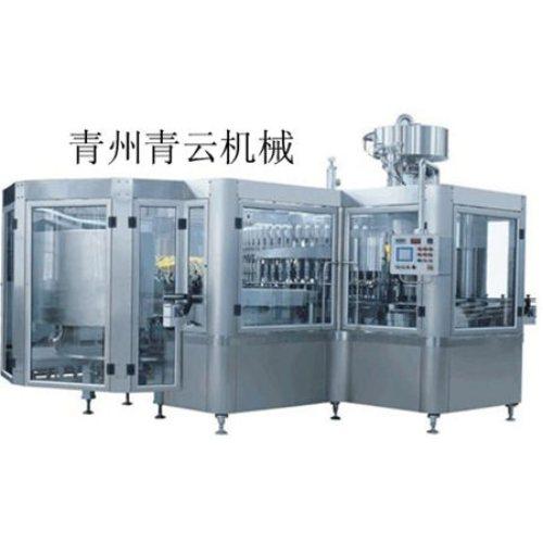 供应瓶装水灌装机报价 供应瓶装水灌装机图片 青云