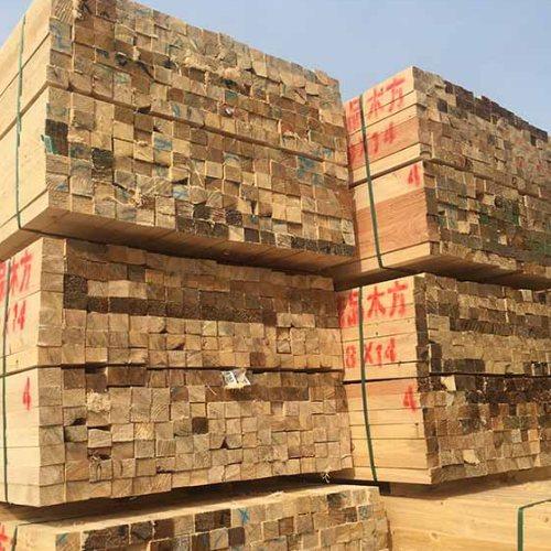 旺源木业 5*8建筑木方量大从优 工地用建筑木方加工厂