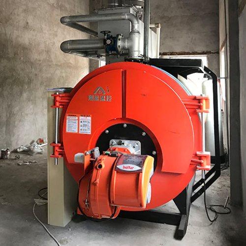 节能环保燃气热水锅炉销售 1吨燃气热水锅炉报价 山东翔能