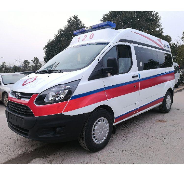 福特新全顺362救护车厂 362福特全顺救护车销售 豫康辉