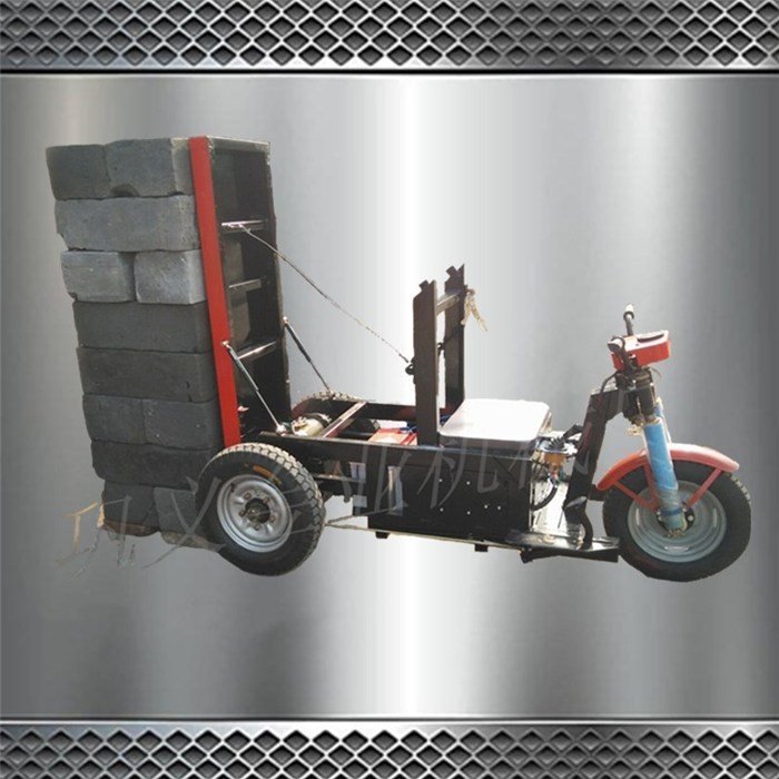 小型工程拉砖车 建筑工地工程拉砖车 金业牌