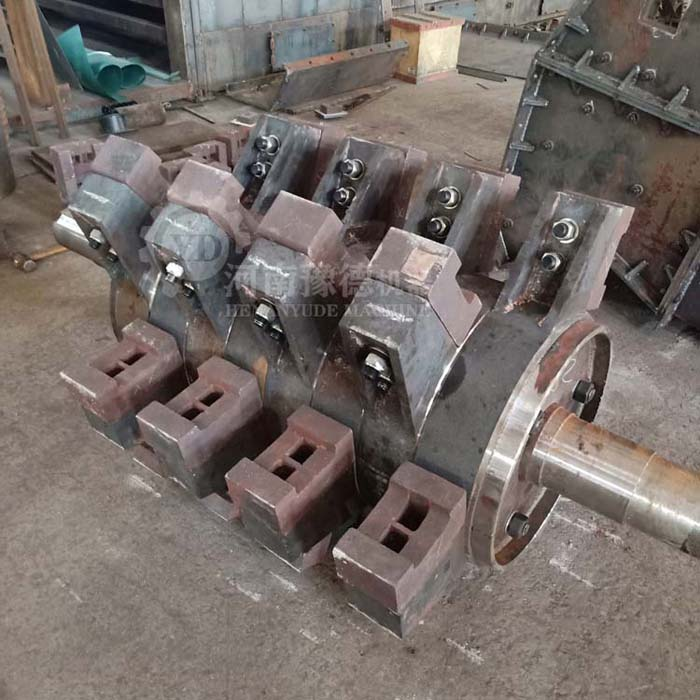 鹅卵石鹅卵石制砂机生产全套设备 河南豫德 大型鹅卵石制砂机
