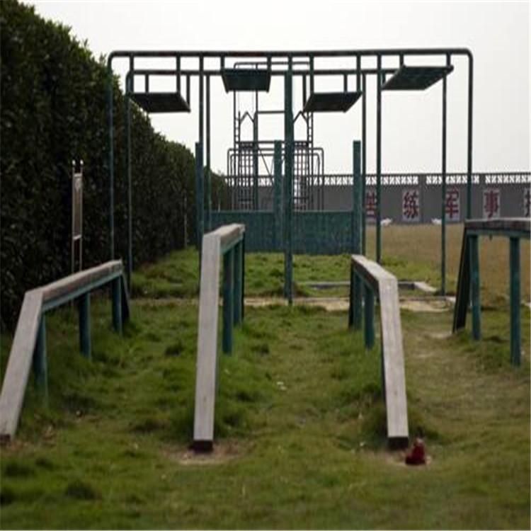 军用400米障碍器材200米障碍100米障碍军用训练器材沧州日昇体育制造