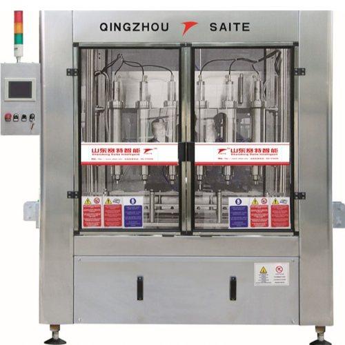赛诺白酒灌装生产线 洗衣液灌装生产线 专业生产洗衣液灌装生产线