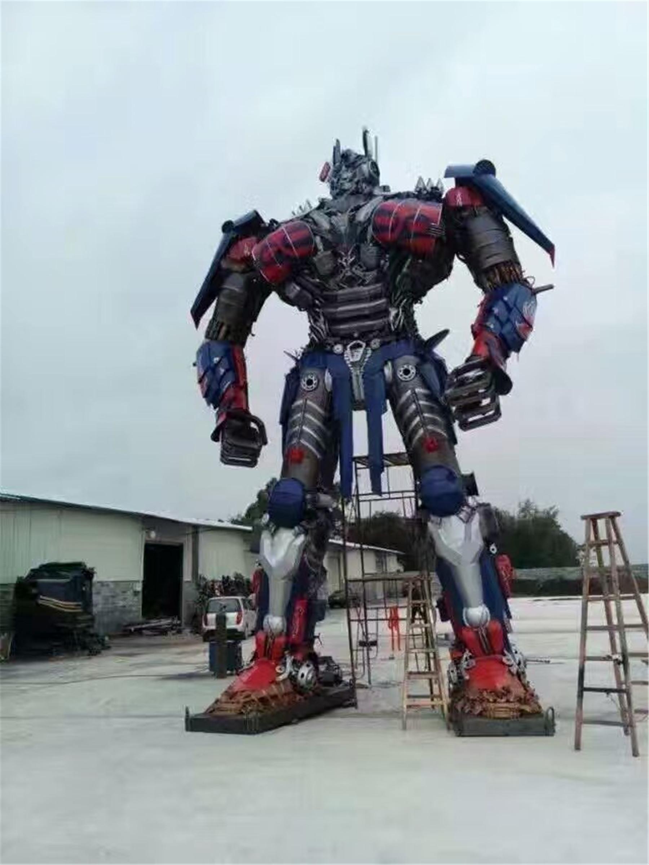 中山机器人变形金刚出租厂家 欢迎来电咨询