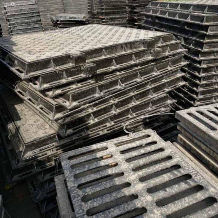 DN500铸铁沟盖板 运通达 DN800x1200铸铁沟盖板定做