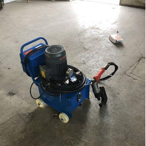 直销风管铆接机电动液压铆钉机液压铆接机工艺 德州嘉迈机械