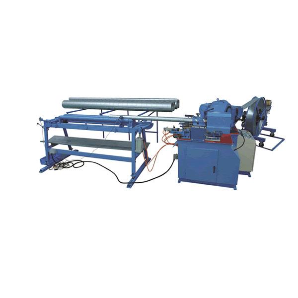 镀锌镀锌螺旋风管机报价 佳工环保 全自动镀锌螺旋风管机