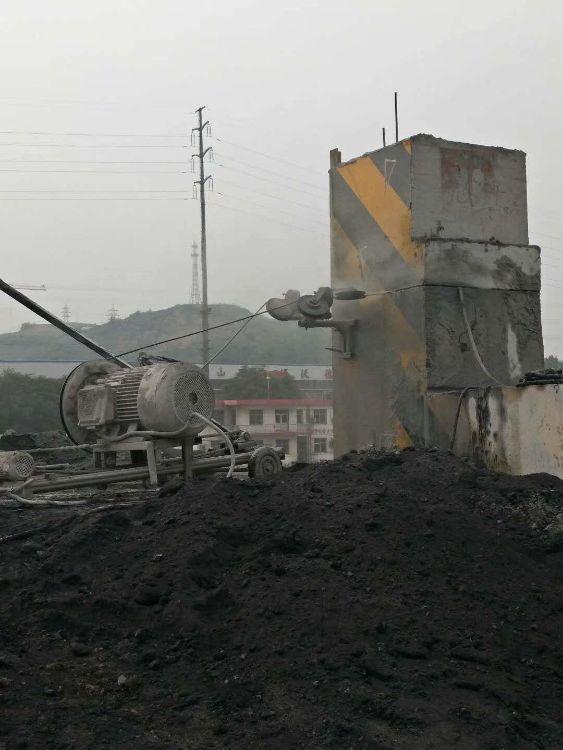 北京大梁切割设备基础拆除