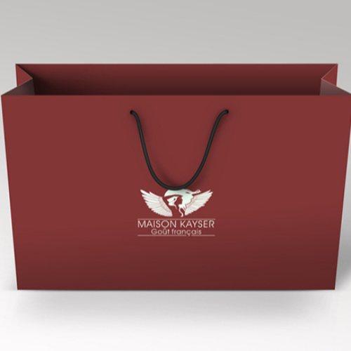 卡通购物袋订制 时尚购物袋订制 便携式购物袋定做 锦程