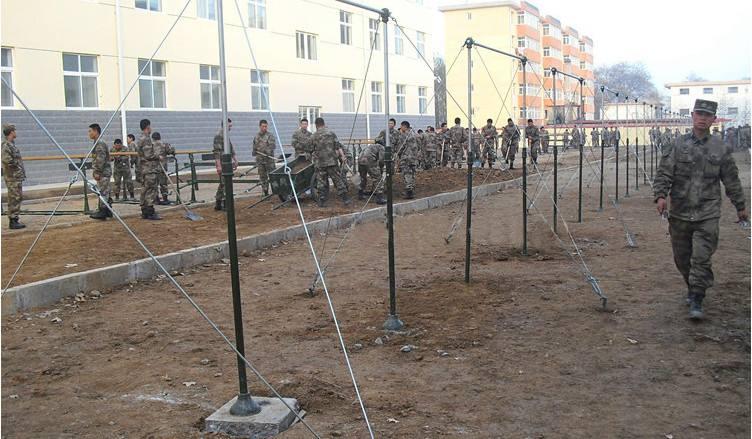 沧州军用体操器材电话 军用双杠 精工打造 质量有保证