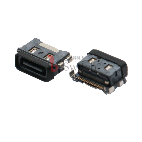 type-c连接器订购 type-c连接器供应 品赞科技