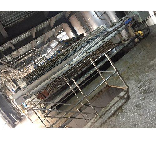 工业压滤机说明书 博威 移动式压滤机操作规程
