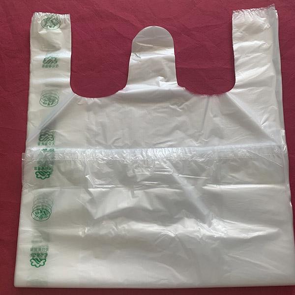 超市购物彩印背心袋哪家便宜 世起塑料