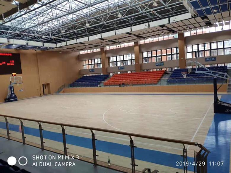 成华区体育馆运动木地板翻新 运动木地板翻修