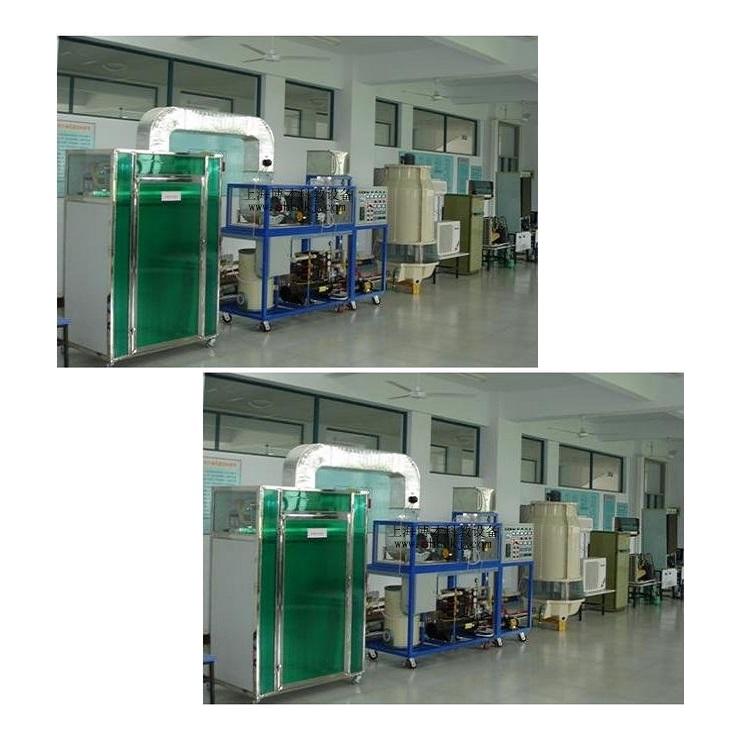 南京空调实训装置费用-中央空调实验室-安装就找这家-上海博才