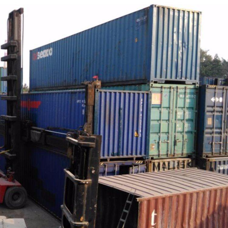 二手冷藏集装箱价格 二手冷藏集装箱 冷藏集装箱厂家 晶洋