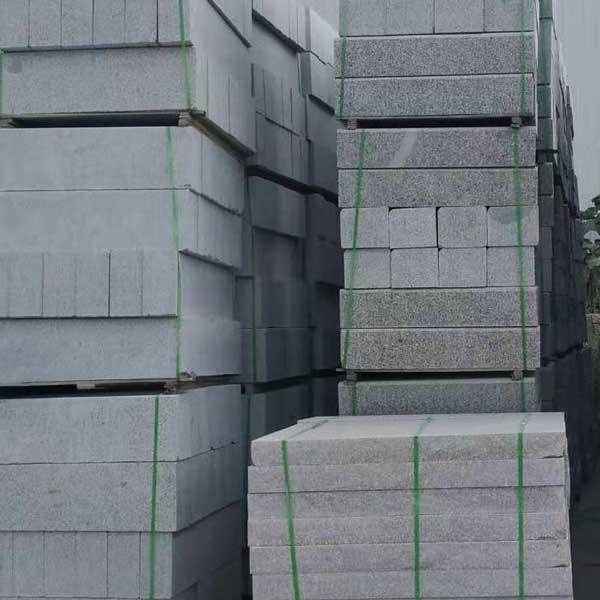 优质花岗岩路缘石尺寸 华城 市政花岗岩路缘石规格