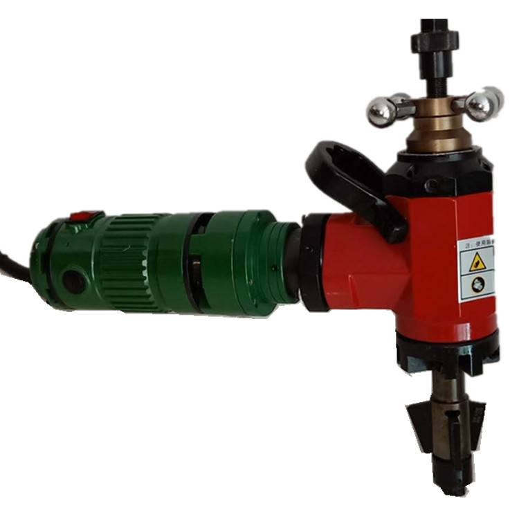 路邦机械电动内涨式坡口机手持式管子坡口机管子端面破口机厂家