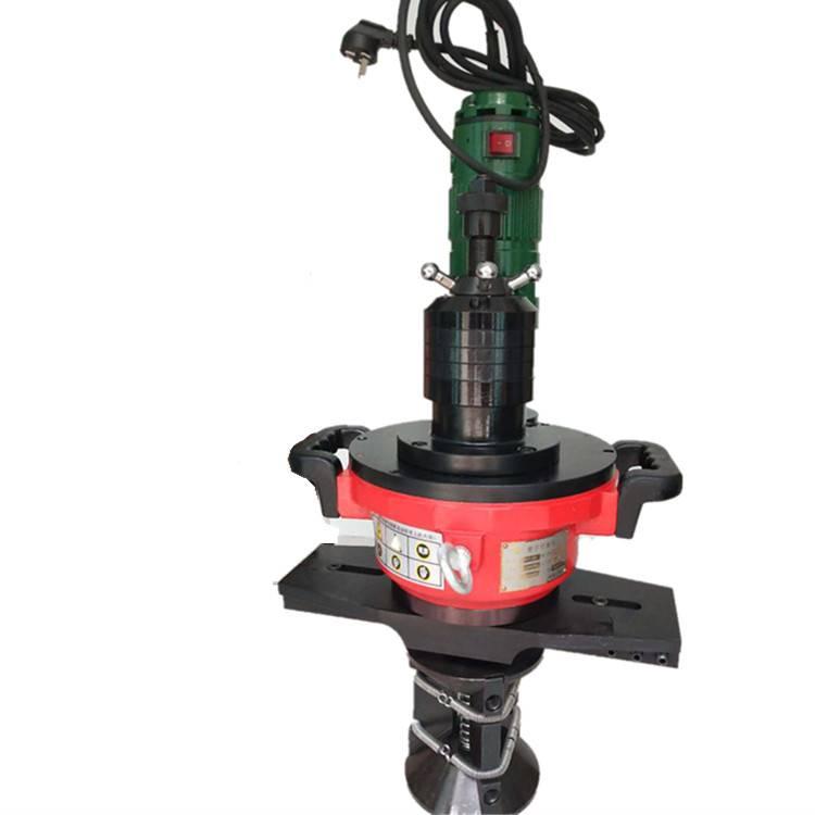 路邦机械150-330管子坡口机型号内涨式管道坡口机价格电动坡口机厂家