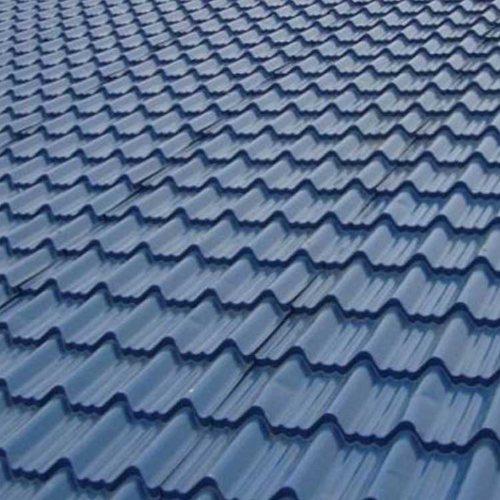 屋面彩色压型瓦 屋顶彩色压型瓦哪家好 苏田商贸 复合彩色压型瓦