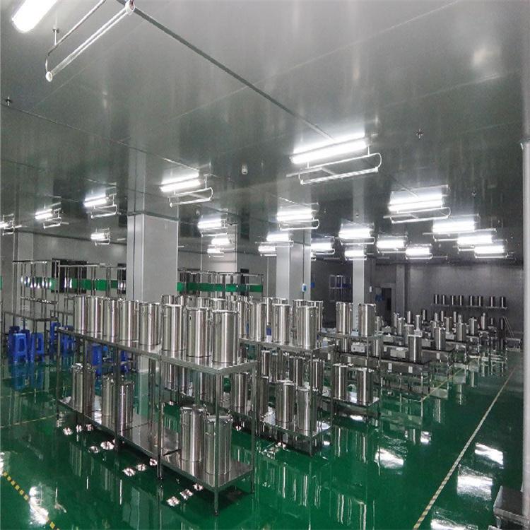 实验室三十万级无菌车间设计