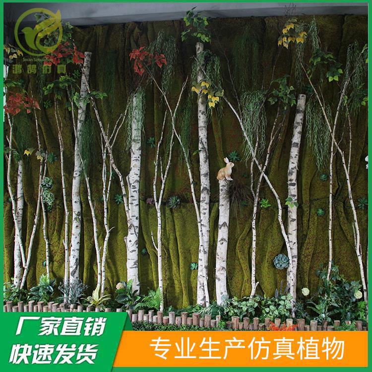 仿真光杆异形树 鸿鹄仿真植物