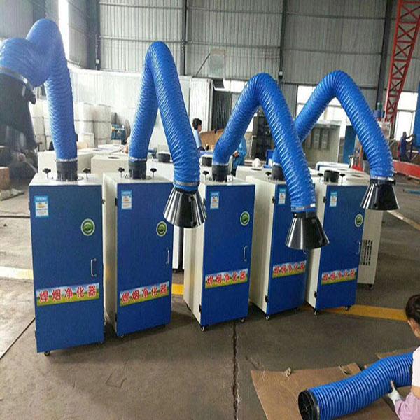 集中式焊烟除尘净化器如何选择 焊烟除尘净化器加工 佳工环保