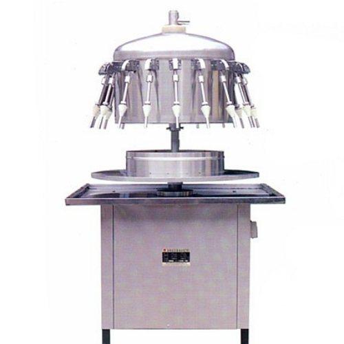 全自动84消毒液 84消毒液灌装机 恒鲁机械 自动84消毒液灌装设备