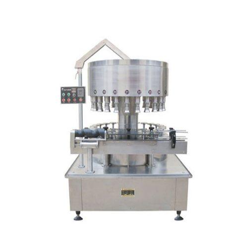 专业84消毒液灌装机 全自动84消毒液灌装机 恒鲁机械