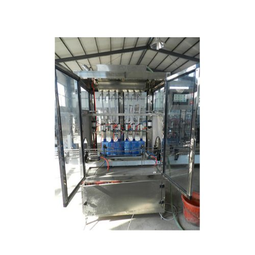 半自动杀菌液灌装机 全自动杀菌液灌装设备 恒鲁机械