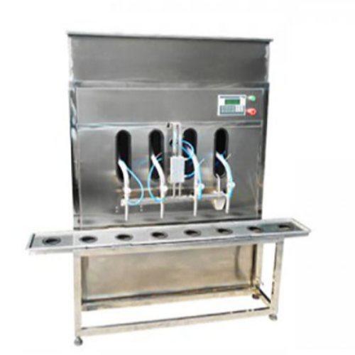 恒鲁机械 专业灌装机灌装设备 半自动灌装机灌装机