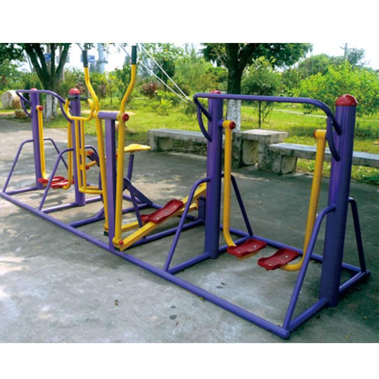 多功能组合健身器材韶关市户外健身路径价格室外跑步机