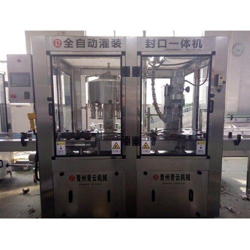 白酒灌装机供应商 全自动白酒灌装机厂 青云 全自动白酒灌装机