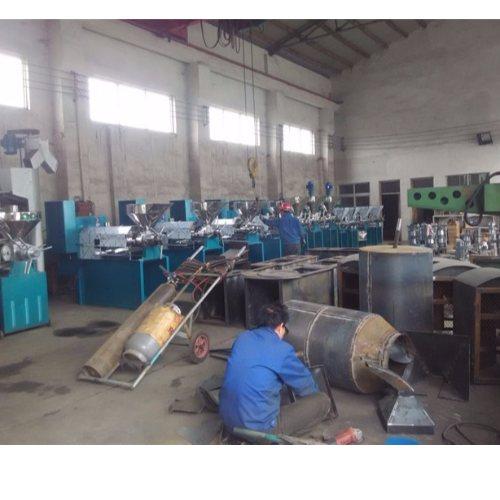 螺旋香油机 专业香油机制造公司 鼎诺机械 新型香油机产量