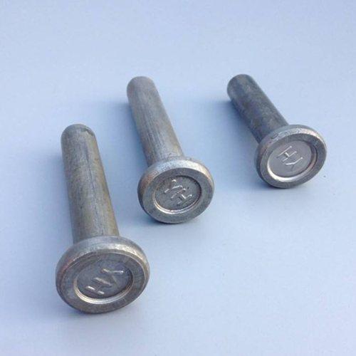 M19焊钉加工 M16焊钉设计定做 轩宇紧固件 焊接焊钉现货批发