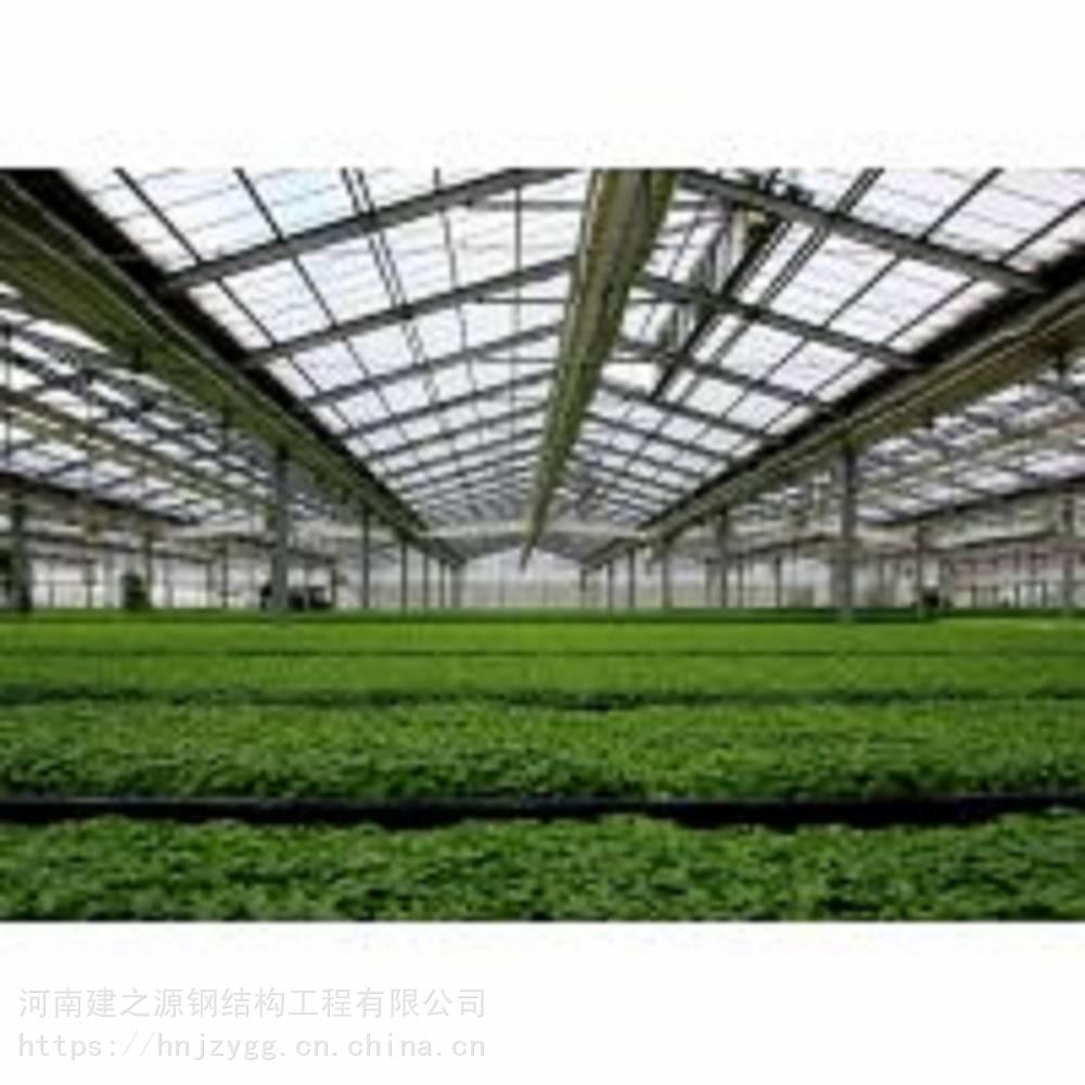 河南钢结构承揽智能温室设计施工