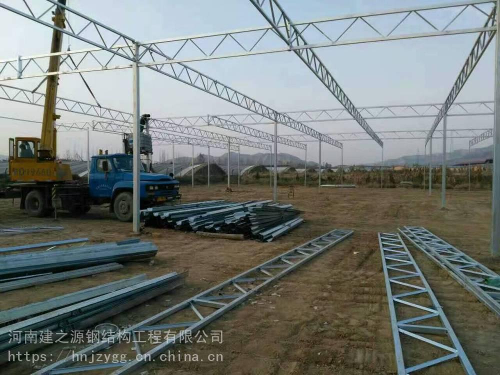钢结构温室工程设计与施工