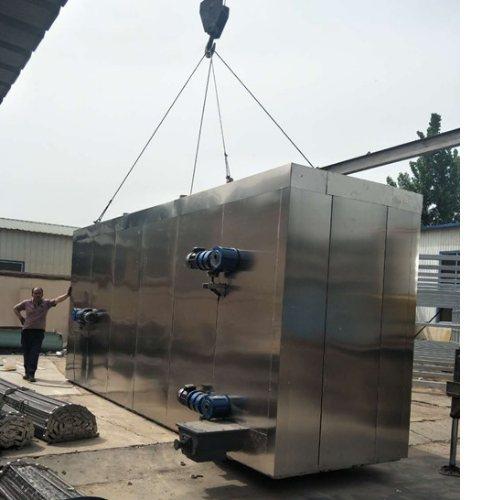 大型鸡粪处理设备生产 菲斯特 小型自动鸡粪处理设备公司