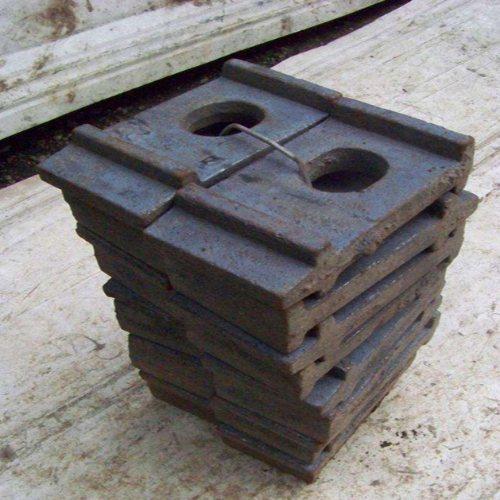 swjk轨道压板加工 滏金金属制品 高铁轨道压板批发商