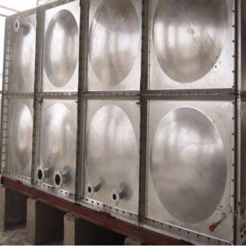 69立方镀锌保温水箱生产 41立方镀锌保温水箱报价 中祥供货及时