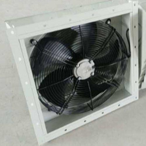 通昊 低噪音方形壁式轴流风机参数 低噪音方形壁式轴流风机定制