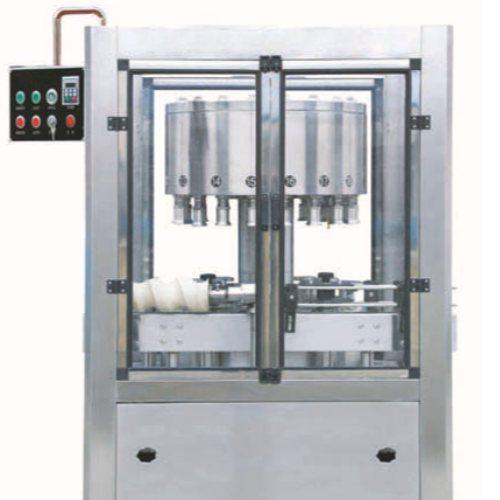 白酒灌装机视频 专业生产白酒灌装机图片 青州赛诺