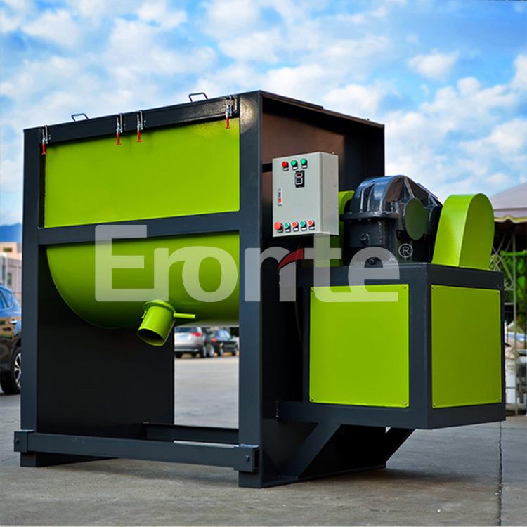 亿朗特 塑料卧式混料机生产商 硅藻泥卧式混料机