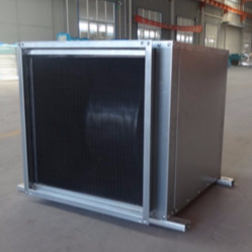 沃金空调 消声型低噪音风机箱供应商 BF型低噪音风机箱供应商