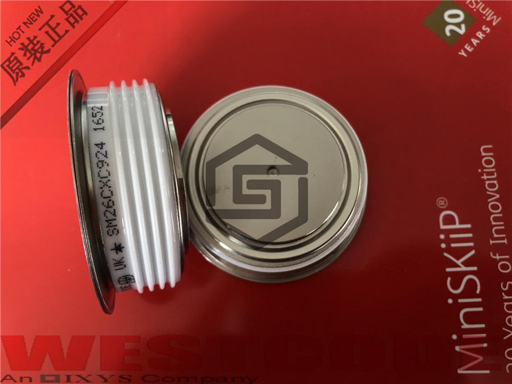 英国WESTCODE奇沃[正品]R0830LS10E快速平板可控硅晶闸管