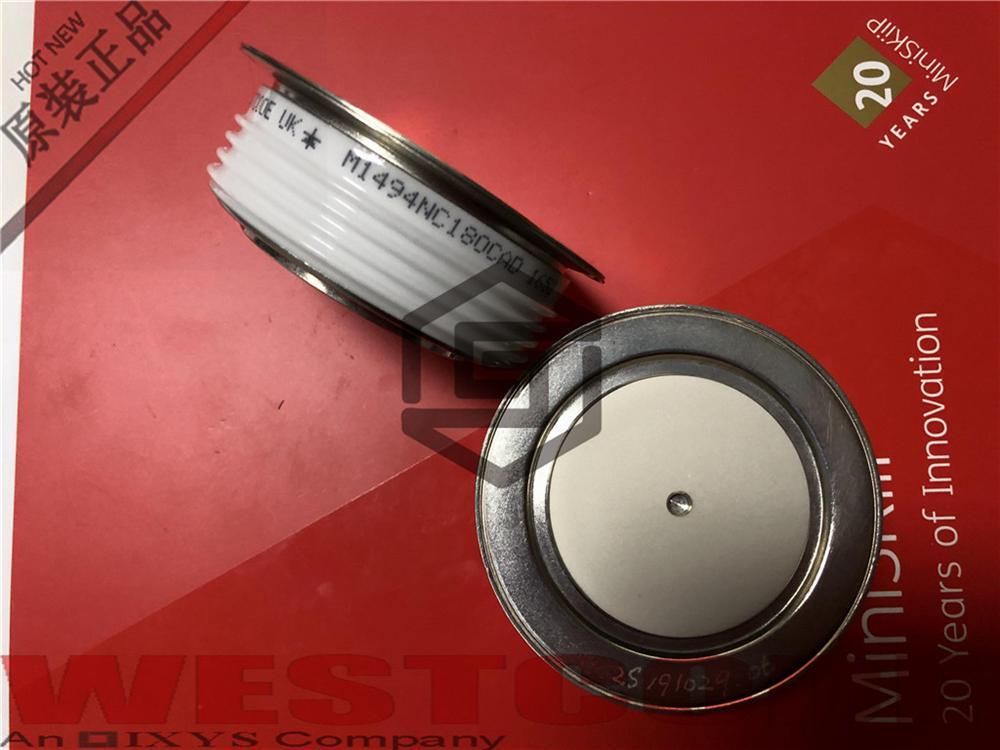 英国WESTCODE奇沃[正品]R0964LS12D快速平板可控硅晶闸管
