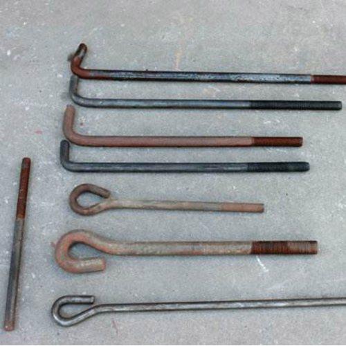 钢结构地脚栓批发 特大地脚栓型号 熔炬紧固件 调节地脚栓钢结构