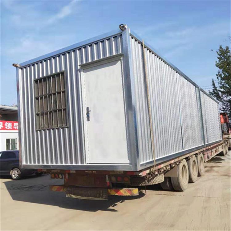 延安热门瓦楞集装箱租赁 全国均可发货