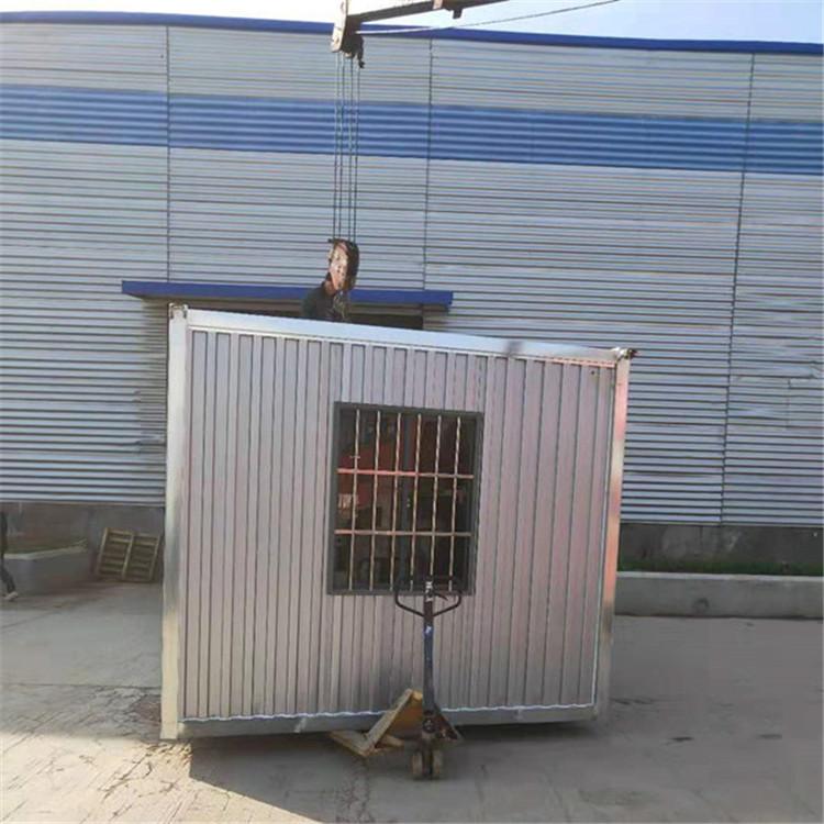 兰州专业定做瓦楞集装箱 个性定制 价格实惠